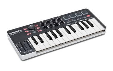 Samson - GRAPHITE M32 - Mini MIDI Controller USB