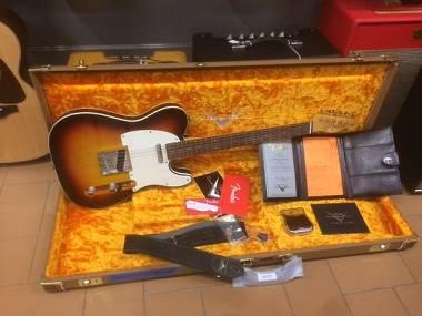 Fender Telecaster Custom Shop Vintage 1959 anno 2018 PARI AL NUOVO