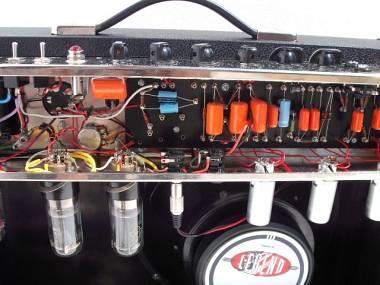modifiche e riparazioni su Marshall Fender Vox Hiwatt