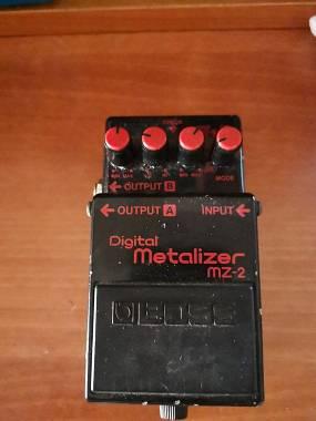 Boss Digital Metalizer MZ2 (Blue Label, made in JAPAN)