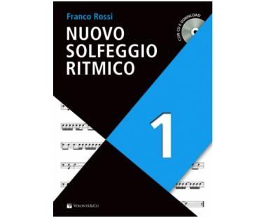 Volonte Nuovo solfeggio ritmico - Franco Rossi
