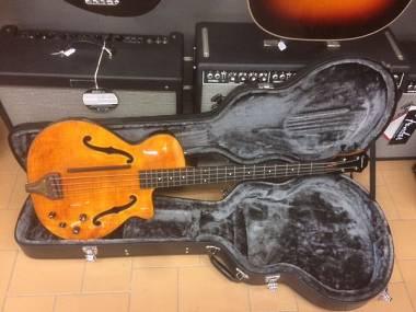 Epiphone Zenith Bass PARI AL NUOVO + Case