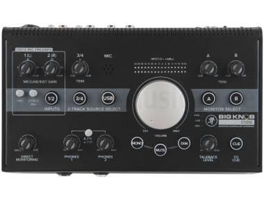 Mackie Big Knob Studio - Controller Per Studio Monitor / Selettore Sorgenti 3x2 Con Talkback