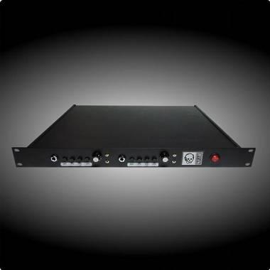 studio mic line preamp preamplificatore 2 canali