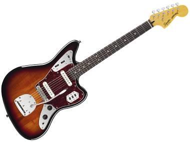 Fender Squier JAGUAR RW 3 CSB Vintage Modified