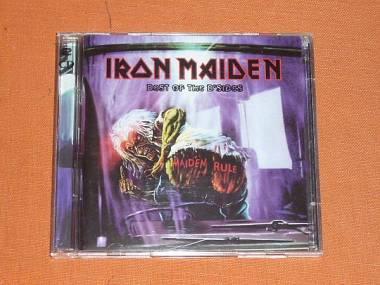 """Iron Maiden-Best Of The B'Sides DOPPIO CD VG+/NM """"SPEDIZIONE GRATUITA"""""""