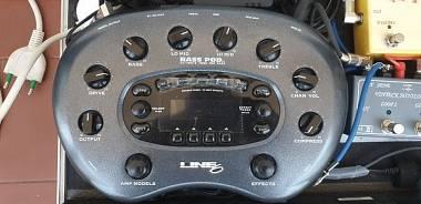 Line 6 Bass POD xt