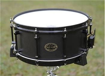 "RULLANTE NOBLE & COOLEY ALLOY CLASSIC 14""X6.5"" NERO"