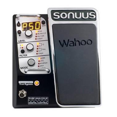 SONUUS Wahoo  WAH WAH+FILTRO ANALOGICO PER CHITARRA E BASSO MIDI USB