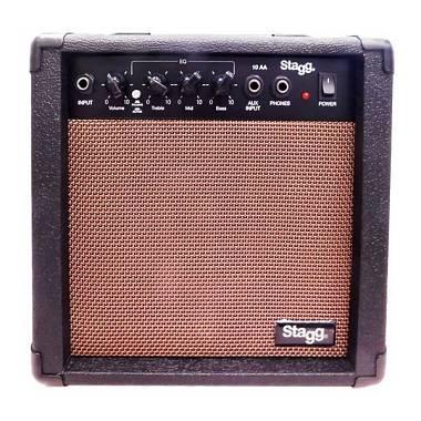 Stagg 10 AA EU Amplificatore 10W per Chitarra Acustica