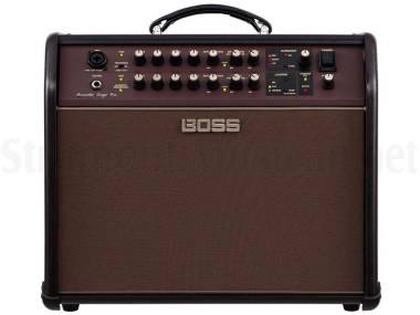 Boss Acoustic Singer Pro - Amplificatore Per Chitarra Acustica E Voce 120w