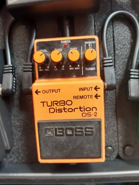 Boss Turbo Distortion