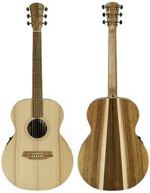 Cole Clark Guitars COLE CLARK GUITARS ANGEL 1 CCAN1E-BB
