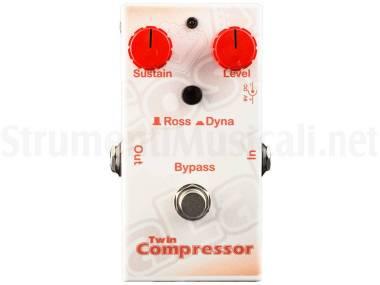 Costalab Twin Compressor - Effetto Compressore Dinamico A Pedale Per Chitarra