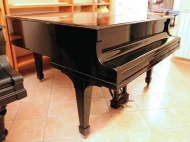 Steinway & Sons pianoforte a mezza coda nero lucido - anno 1928 - in condizioni ottime