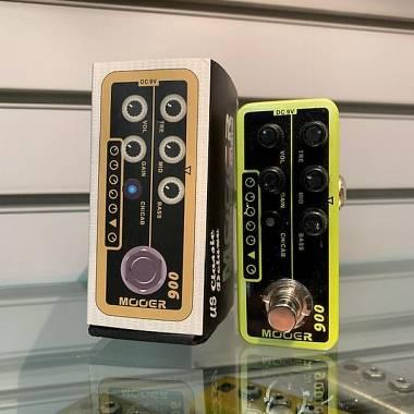 Mooer 006 Classic Deluxe basato su Fender Ottime Condizioni