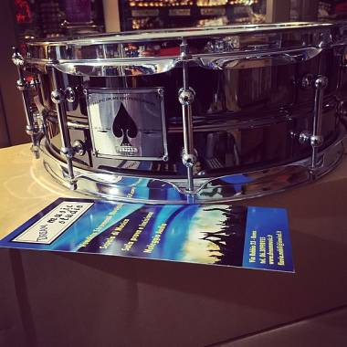 PDP Pacific Drums by DW SX The Ace in Ottone 14x5.OFFERTA SPEDITO GRATIS