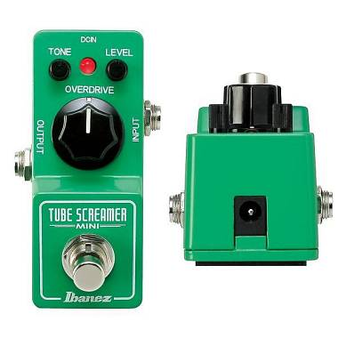 Ibanez TS MINI TUBE SCREAMER TSMINI OVERDRIVE