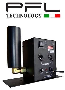 Co2 Machine - GEYSER Macchina spara Co2 - Dmx       PFL TECHNOLOGY OFFERTA NUOVO