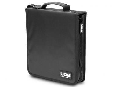 Udg ultimate cd wallet black u bl custodia porta cd dvd
