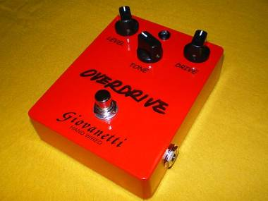 Giovanetti Hand Wired Free the Tone SOV-2 - Providence Stampede clone