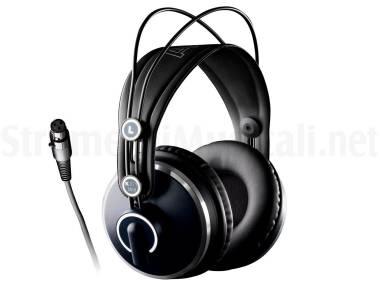 Play! Music Store » AKG K271 MKII - CUFFIA DA STUDIO CHIUSA ... e56264ef032d