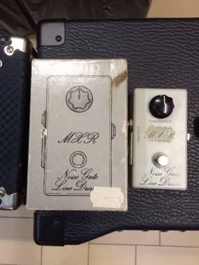 MXR Noise Gate Line Driver vintage anni '80 + spedizione
