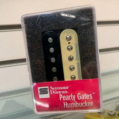 Seymour Duncan Pearly Gates Zebra SH-PG1B Nuovo