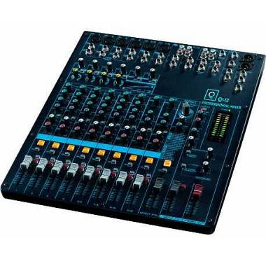 OQAN Q12 Mixer 12 canali CON EFFETTI ,USB, Bluetooth