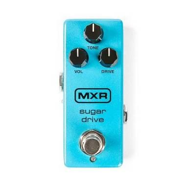 MXR  M294 Sugar Drive -  Overdrive Include adattatore 9V