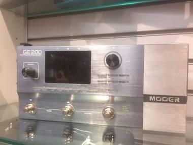 Mooer GE 200 Pedaliera Multieffetto Amp Modeling & Multi Effect OFFERTA!!!