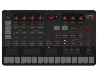Ik Multimedia Uno Synth - Sintetizzatore Analogico Monofonico Portatile