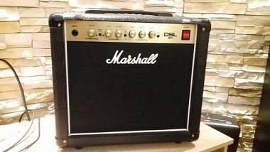 Marshall DSL5c AMPLIFICATORE VALVOLARE