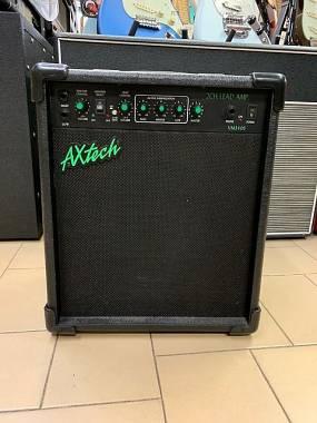 Axtech VM 310 S combo 2 canali con footswitch 30 watt + send return PERFETTO