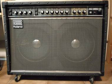 Roland JC-120 Jazz Chorus - Amplificatore per Chitarra  60 + 60 Watt RMS