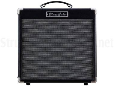 Roland Blues Cube Hot Black - Amplificatore Combo Per Chitarra 30w Nero