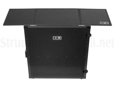 Tavolo Pieghevole Con Ruote.Strumentimusicali Net Udg Ultimate Fold Out Dj Table Black Plus