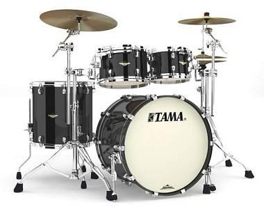 Tama Starclassic Maple MA42TZS PBK - finitura Piano Black. Spedita Gratis