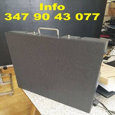 LEDWALL  mt 1,92X3,84 PASSO 4 OUTDOOR -€ 8780,00+IVA ANCHE A RATE