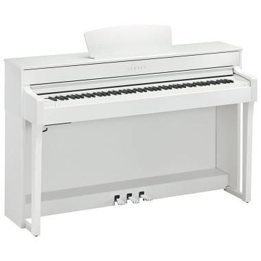 Yamaha CLP635WH Pianoforte digitale - SPEDIZIONE GRATUITA
