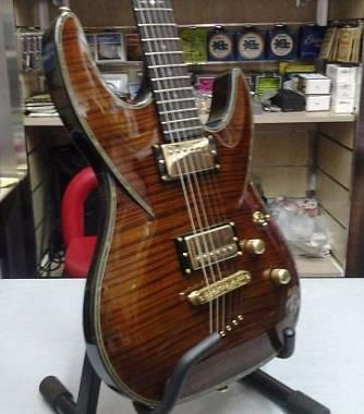 DBZ Guitars Barchetta Eminent Barem-TGE