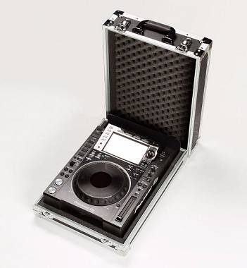 Custodia FLIGHT CASE DJ Valigia per Player PIONEER CDJ 2000 NXS2 - AMABILIA 3852