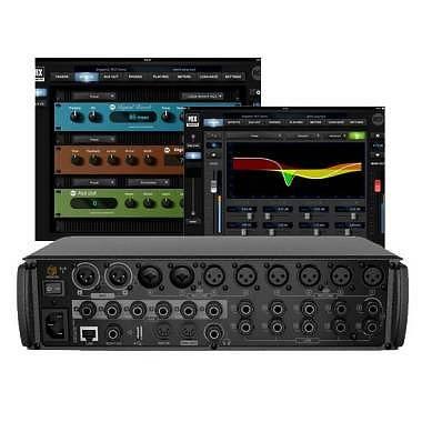 RCF M 18 MIXER DIGITALE 18 canali CON CONTROLLO WIFI - rec/play USB