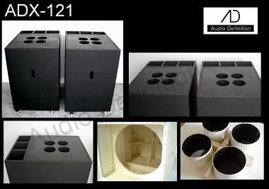 """Audio Definition P.A. """"ADX-121"""""""