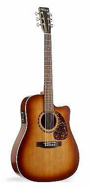 Norman Guitars B18 CW TOBACCO SUNBURST