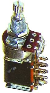 DiMarzio Potenziometro push//pull 250K EP1200PP