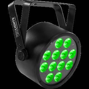 Prolights Prolights BATPAR12UTRI Faro led a batteria 12x3w