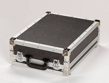 Custodia Valigia Flight case per Mixer DJ 12'' - AMABILIA 3748