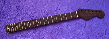 Manico Stratocaster Style Wengè monoblocco AAAAA Quality