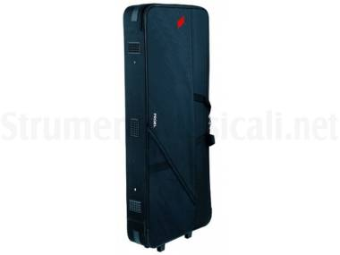 Proel Pfoam930 (122x42) - Trolley Per Tastiera Nero